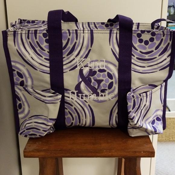 Thirty One Bags 31 Ziptop Utility Tote Poshmark